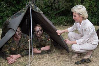 Wie einsatzbereit ist die Bundeswehr?