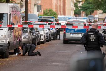 Mann nach Schüssen in Leipzig verhaftet