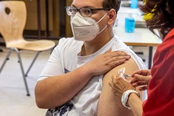 Sachsen: 800 Infektionen nach vollständiger Impfung