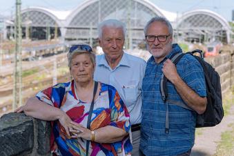 Reichsbahner kämpfen um ihre Rente