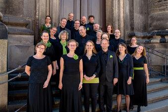 Leipziger Kammerchor singt a-cappella