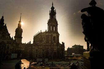 Neue Fenster für Dresdner Hofkirche