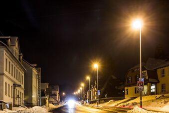 Ärger ums Straßenlicht