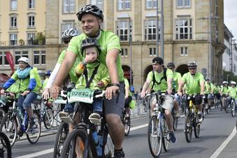 Fürs Fahrradfest werden Straßen gesperrt