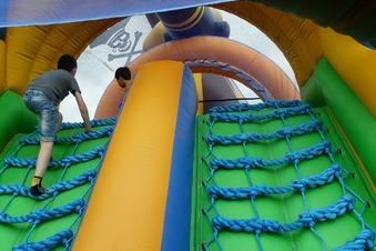 Jump City – Das große Hüpfburgenfestival
