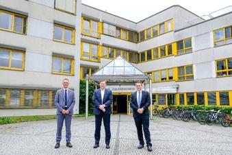 Neuer Krankenhauschef in Radebeul