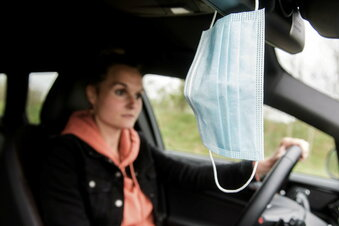 Sachsen: Diese Masken-Regeln gelten jetzt im Auto