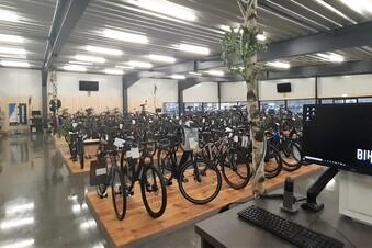 Für jeden das passende Fahrrad