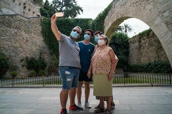 Mallorca erlässt strenge Maskenpflicht