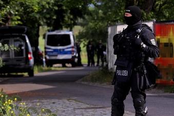 Razzia gegen Autoschieber in Dresden