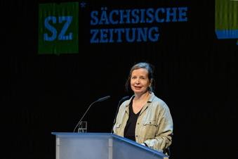 Start der Dresdner Reden vor leerem Haus