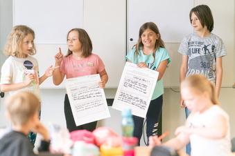 Kinder wollen Tiere in der Schule