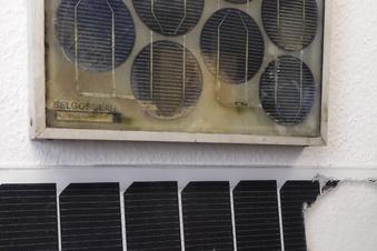 Freiberger Recycler finden Rohstoffe in Solaranlagen