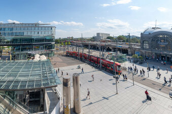 Männer bei Streit am Wiener Platz verletzt