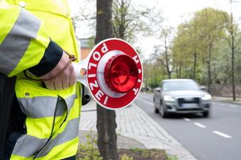 Verkehrskontrolle in Dresden: Mehr als 1.400 zahlten Strafe