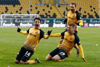 Dynamos starke Offensive: So soll es sein