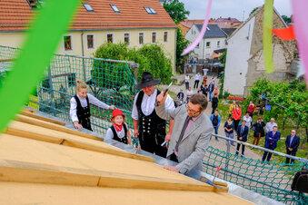 Neues Haus für Reichenberger Hort