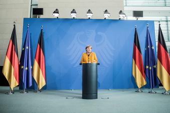 Merkel entschuldigt sich für Osterruhe-Verwirrung