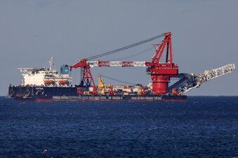 Nord Stream 2 wird weitergebaut