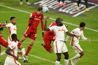 Bayern und RB liefern sich wildes Topspiel