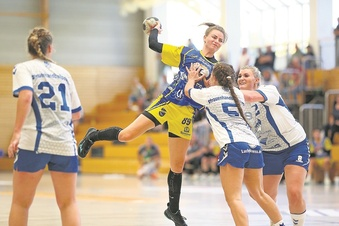 Fehlstart für die Koweg-Handballerinnen