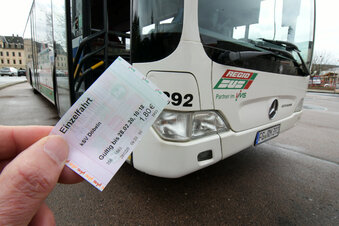 Zweiklassengesellschaft im Bus