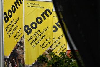 """Boom"" mit stillem Ende"