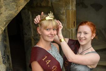 Bekommt Stolpen eine Basanit-Königin?