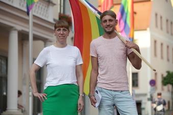 Pirna zeigt wieder Flagge für Toleranz