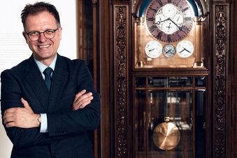 Neuer Chef im Uhrenmuseum