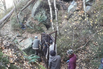 Nationalpark Böhmische Schweiz sperrt Höhlen
