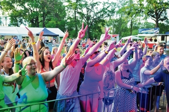 Inselfest-Veranstalter will weitermachen
