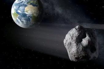 Großer Asteroid verfehlt die Erde