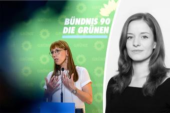 Sachsens Grüne müssen sich behaupten