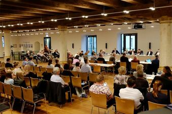 AfD-Lesung im Meißner Ratssaal