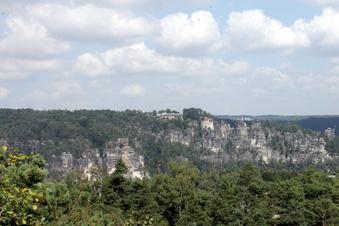Kletterer im Basteigebiet tödlich verletzt