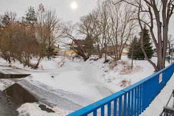 Nach Schnee und Eis nun Hochwasser?