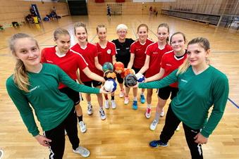 Görlitz ist Sachsens Handball-Nachwuchshochburg