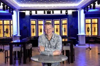Parkhotel Dresden: Blauer Salon öffnet wieder