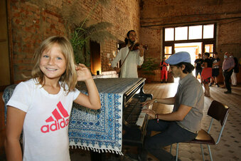 Leisniger Kulturbahnhof empfängt erstmals Gäste