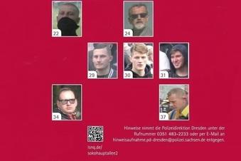 Dynamo-Krawalle: Weiterer Mann identifiziert