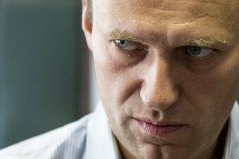 Nawalny fordert Rückgabe seiner Kleidung
