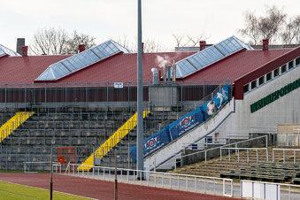 Streit um Modernisierungspläne im Sportpark