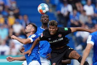 Dynamo verliert drittes Spiel in Folge