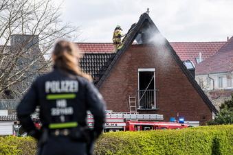 Vier Tote bei Wohnhausbrand in Bremen