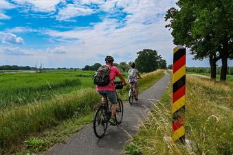 Beim Radfahren kommt Sachsen nicht in die Gänge