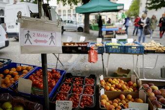 Görlitz: Marktgilde übernimmt Wochenmarkt