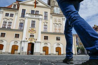 Auftanken am Rathaus