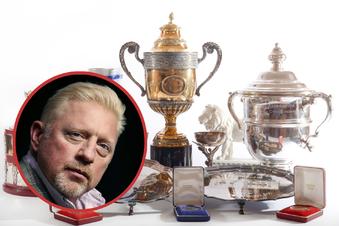 Boris Becker: Zwangsversteigerung startet