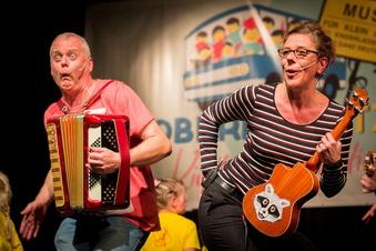 Kindermusikfestival lädt zum Mitmachen ein